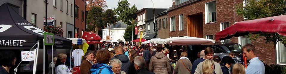 56ste Jaarmarkt Broechem – 6-9 september 2019